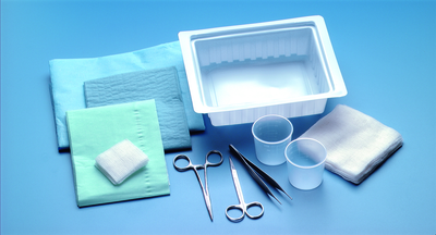 Sterile Suturing Tray # 747 / Suture Tray EACH