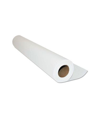 Table Paper 21 Inch White Crepe