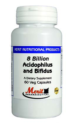 Acidophilus and Bifidus 8 Billion 60 VCaps